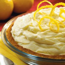 Lemon Ricotta Pie