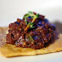 Turtle's Tapenade