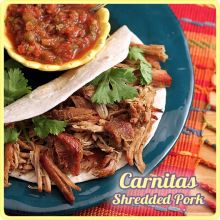 Turtles Braised Carnitas