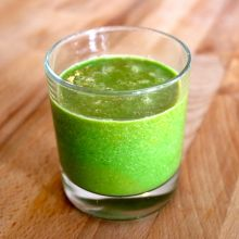 Green Coco Smoothie