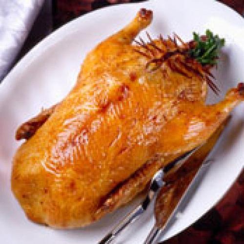 Roast Crisp Duck