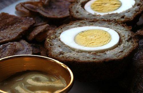 Chopper's Scotch Eggs