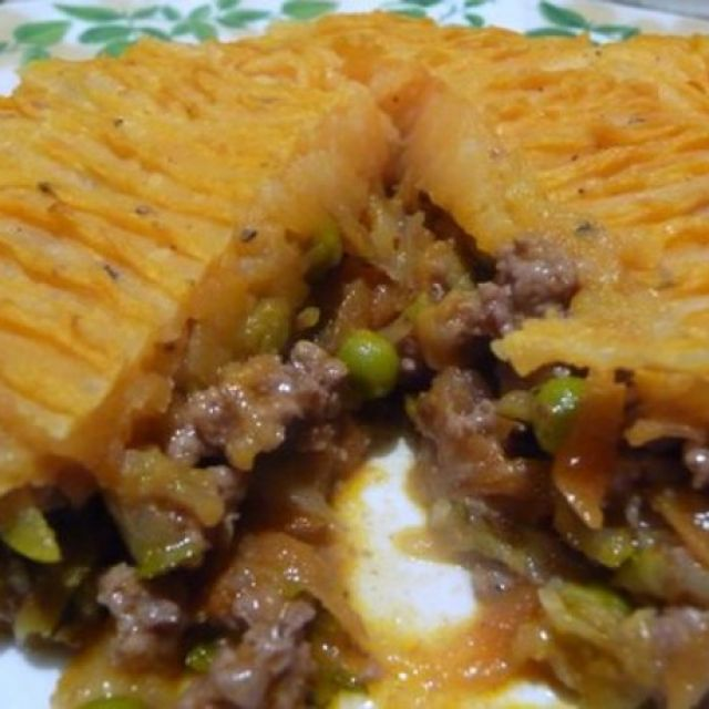 Sweet Potato Cottage Pie