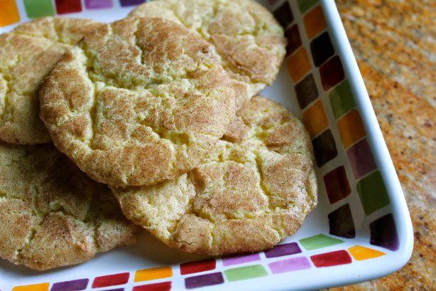 Soft Snickerdoodle Cookies Recipe 23381 Foodgeeks