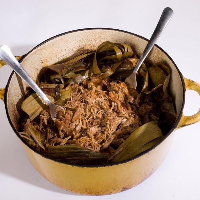 Mayan-Style Pit Pork (Cochinita Pibil)