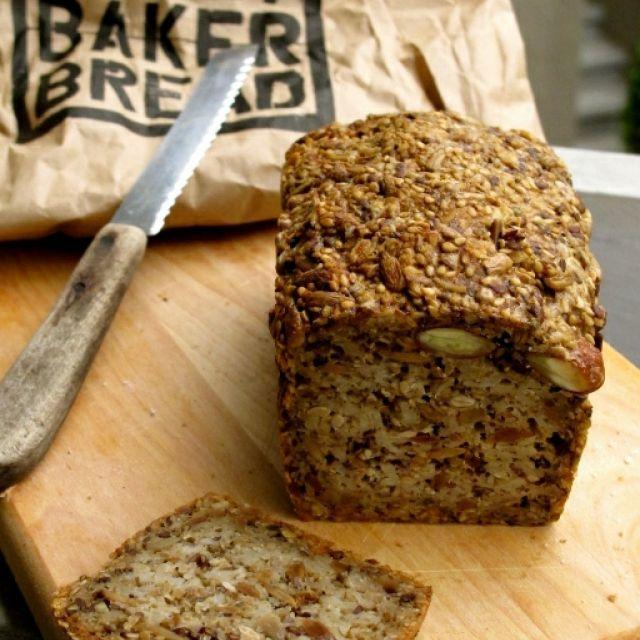 Josey Baker's Adventure Bread