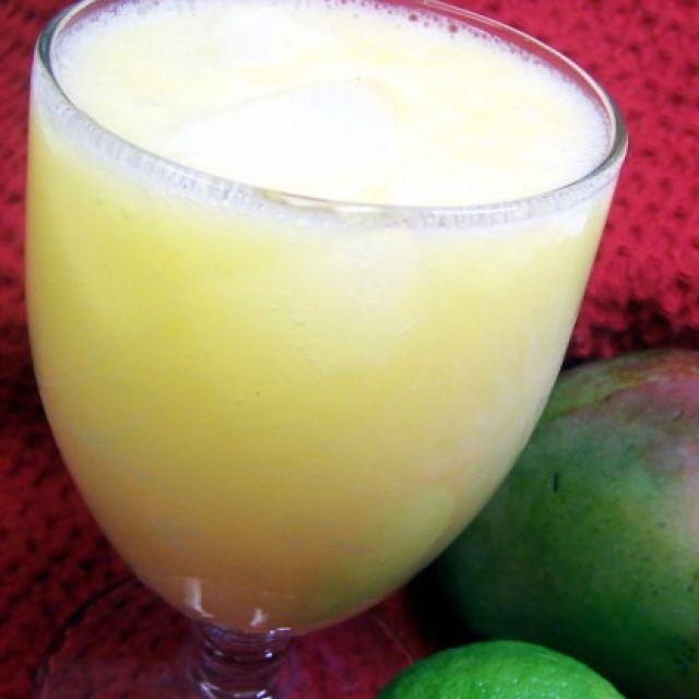 Paradise Mango Lemonade