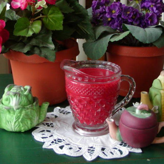 Best Raspberry Salad Dressing (Vinaigrette)