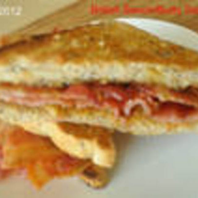 British Bacon Butty/ Sandwich