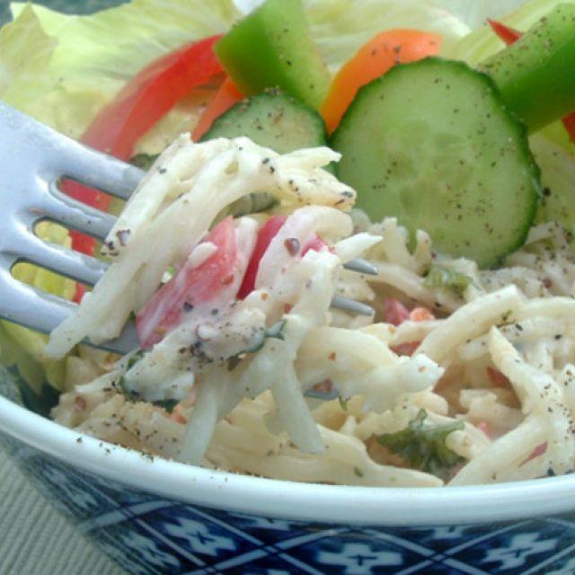 Celeriac Salad (Celery Root)