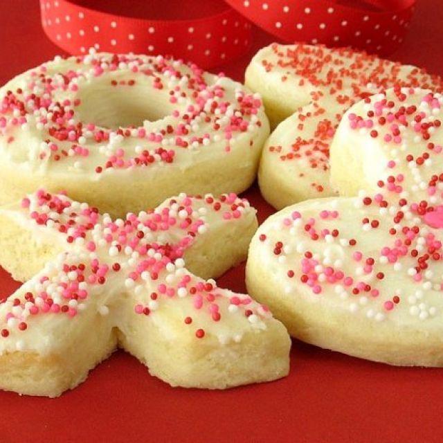 Charmie's Soft Sugar Cookies