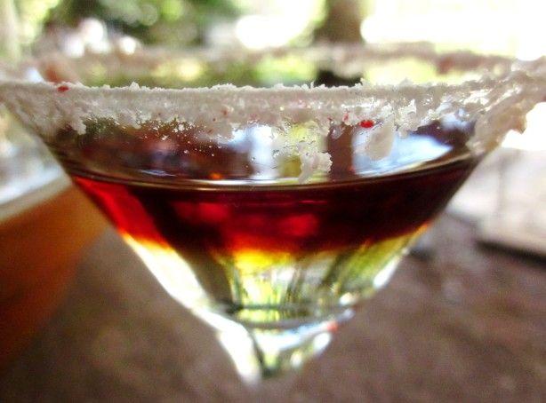 Christmastini (Christmas Martini) - Recipe #72791 - Foodgeeks