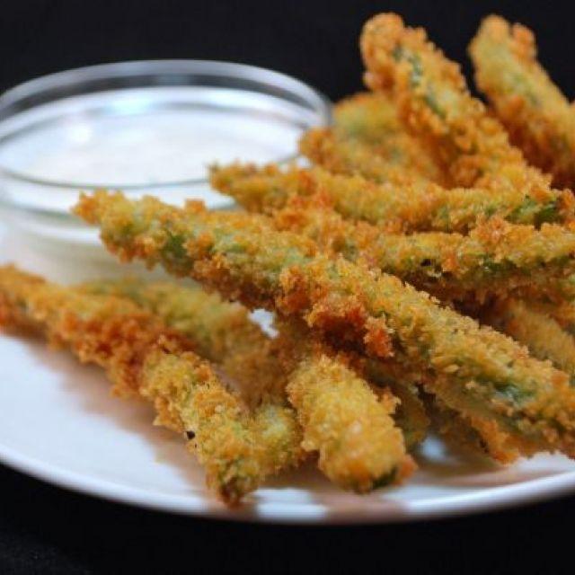 Crispy Green Bean Fries(Tgi Friday's) by Todd Wilbur