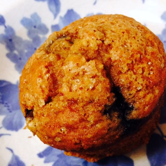 Dairy-Free and Gluten-Free Blueberry Muffins