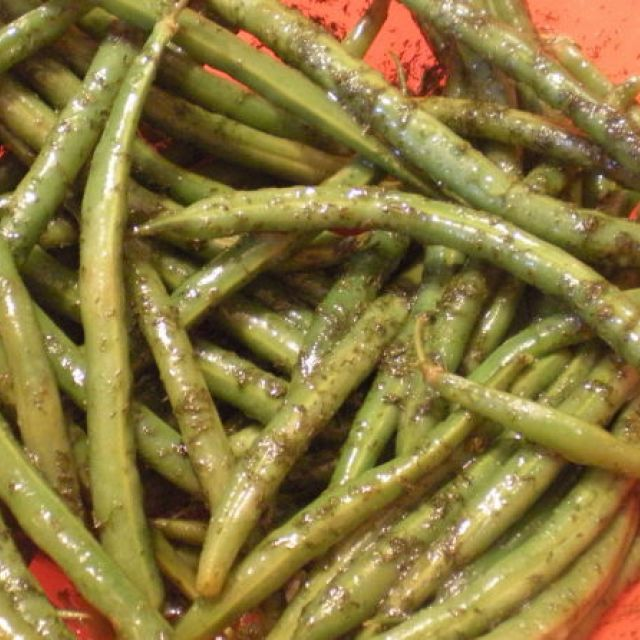 Dilly Green Beans