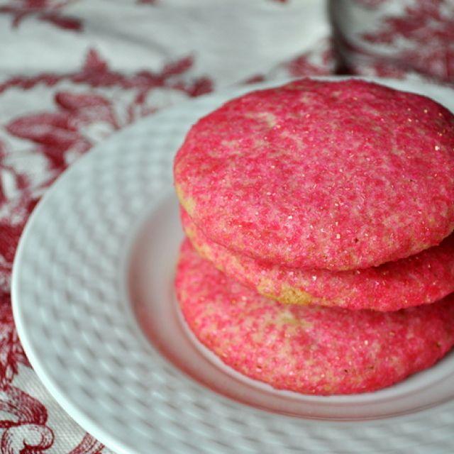 Easy Valentine's Day Sugar Cookies