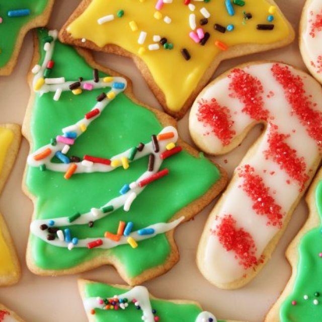 Eloise's Easy Sugar Cookies