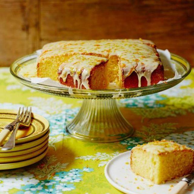 Gluten-Free Lemon Cake