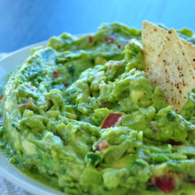 "Guacamole - Real Authentic Mexican ""guac"""