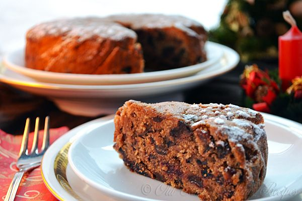 jamaican christmas fruit cake
