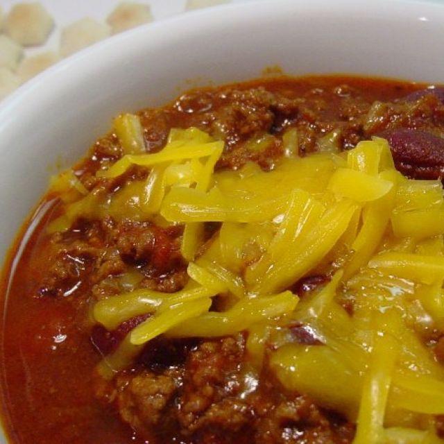 Jo Mama's Chili