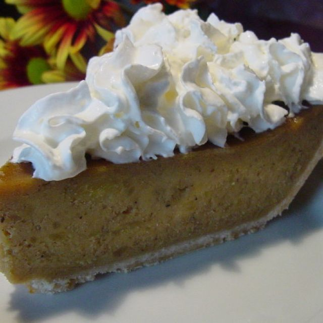 Jo Mama's Sweet Potato Pie