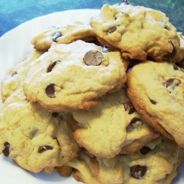 Julie's Chocolate Chip Cookies