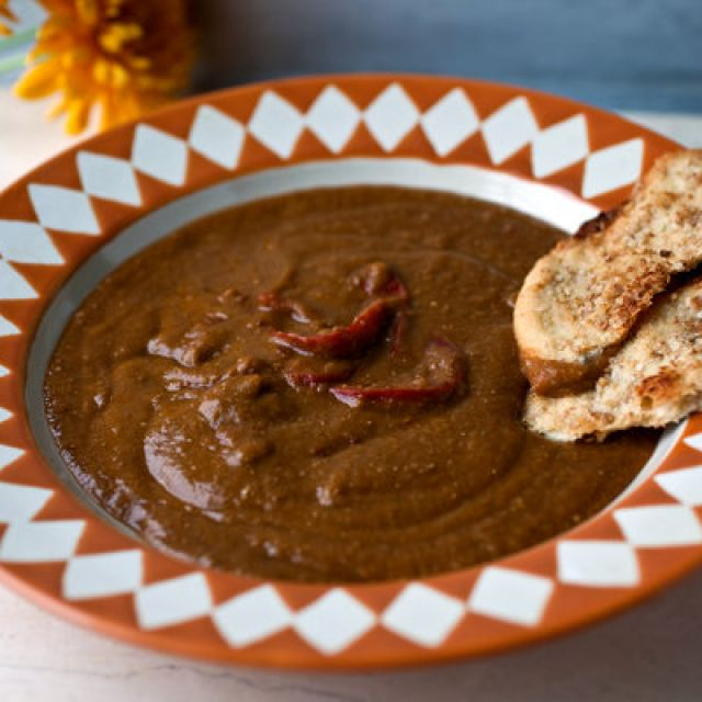 Lentil Soup with Chipotles