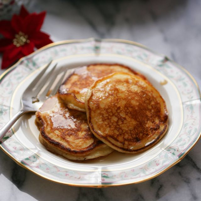 Light, Fluffy and Rich Pancakes