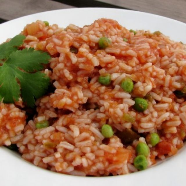 Mexican-Style Rice (Sopa Seca)