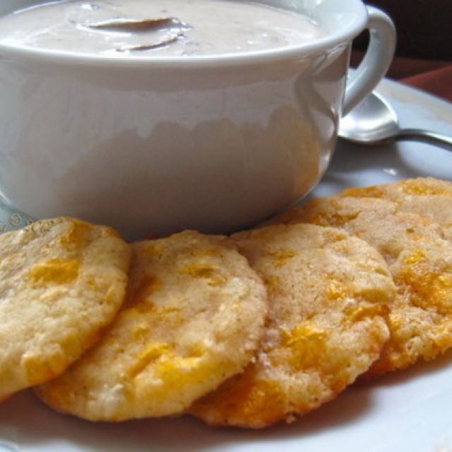 Mick Mcgurk's Cheese Biscuits (Cookies)