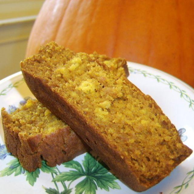 Mom's Best Pumpkin Bread