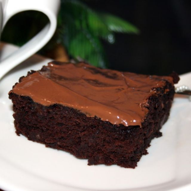 Black Bean Brownies (Gluten Free)