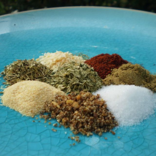 Adobo Seasoning - Delicioso Style!
