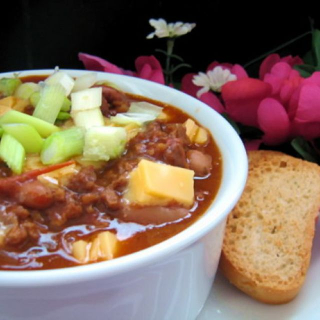 Mom's Easy Chili