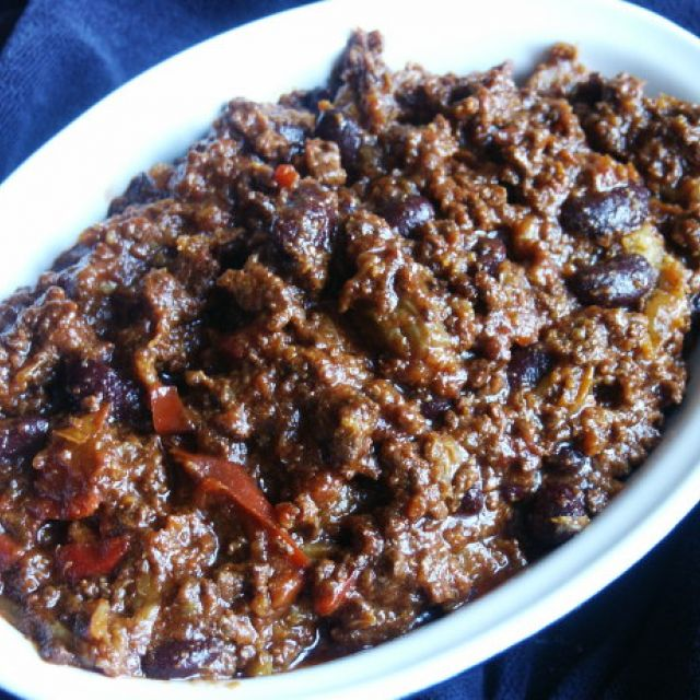 One Step Chili