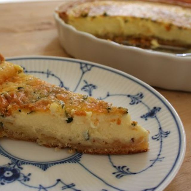 Simply Perfect Quiche