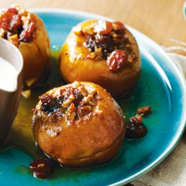 Slow-Cooker Baked Apples