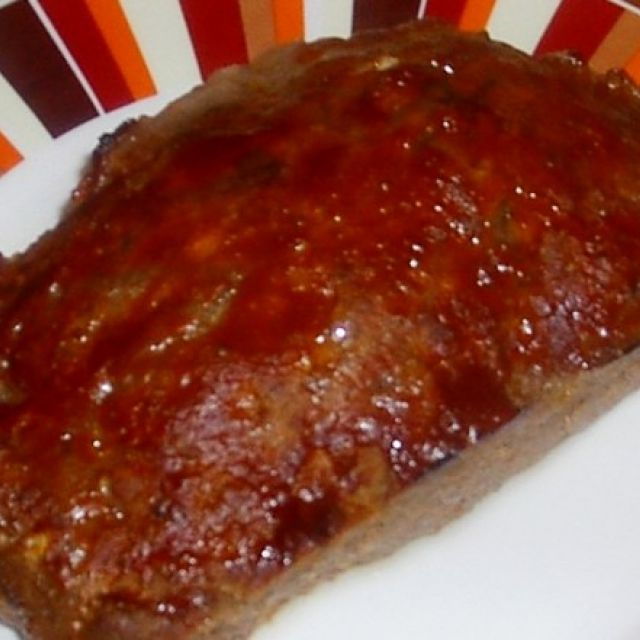 Special Meatloaf with Heinz 57 Sauce