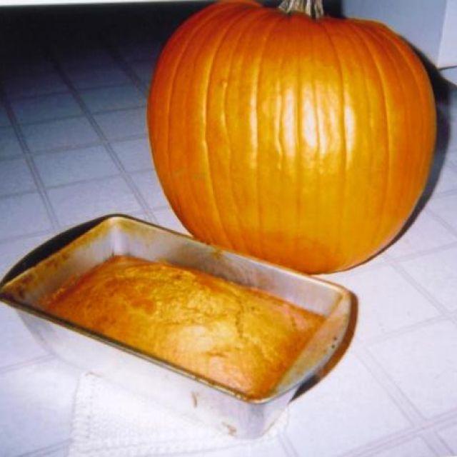 Spicy Pumpkin Bread