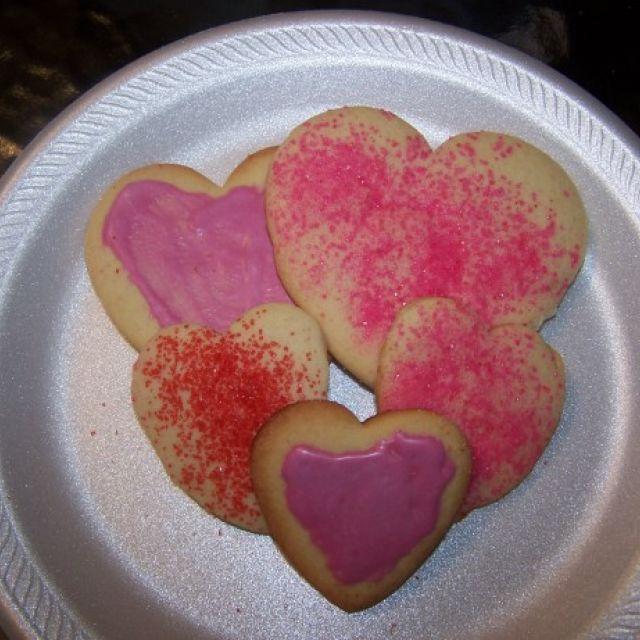 Sugar Cookies - No Break, Fail-Safe and Foolproof