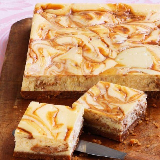Swirl Cheesecake