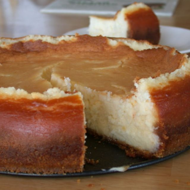 The Best Ever Cheesecake