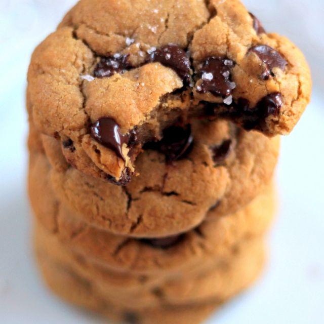 The Best Gluten Free Chocolate Chip Cookies