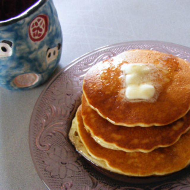 The Best Pancakes in the World