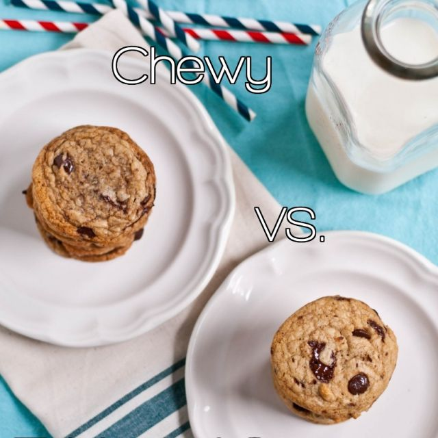 The Battle of the Chocolate Chip Cookies