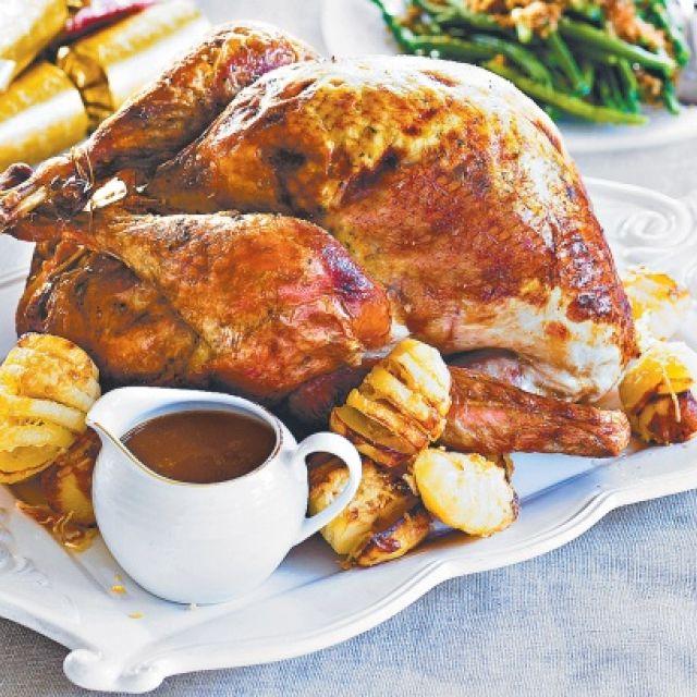 Traditional Turkey with a Twist