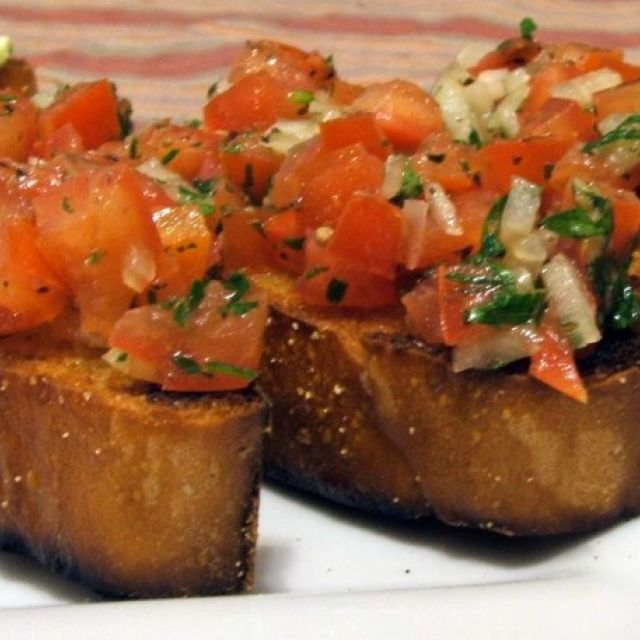 Ultimate Bruschetta