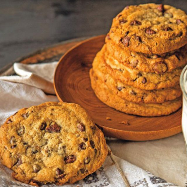 Ultimate Chocolate Chip Cookie from 'the Everyday Art of Gluten-Free'