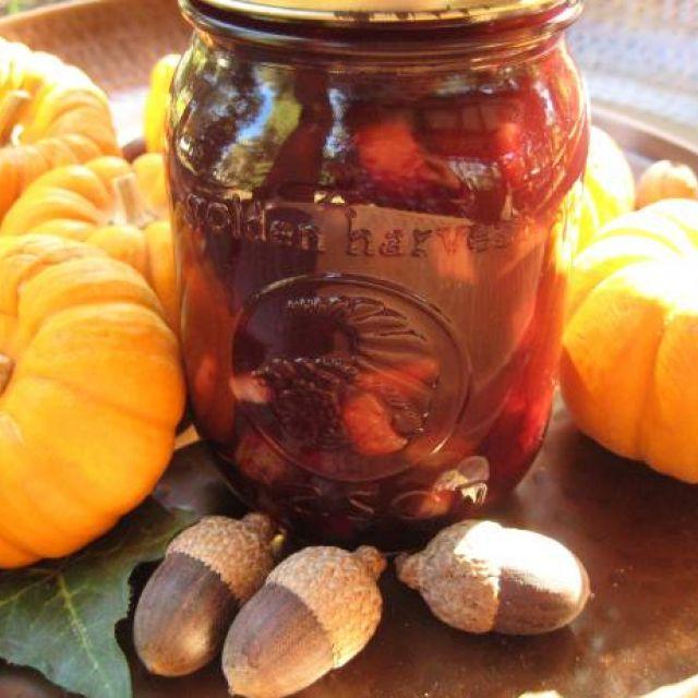 Ultimate Cranberry/apple/raisin Chutney